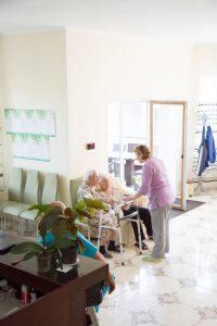 Дом престарелых Символ Заботы