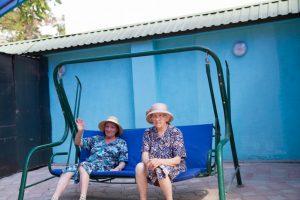 Дом престарелых в городе Одесса