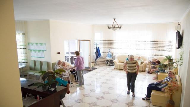 Агентство по уходу за пожилыми людьми в Одессе