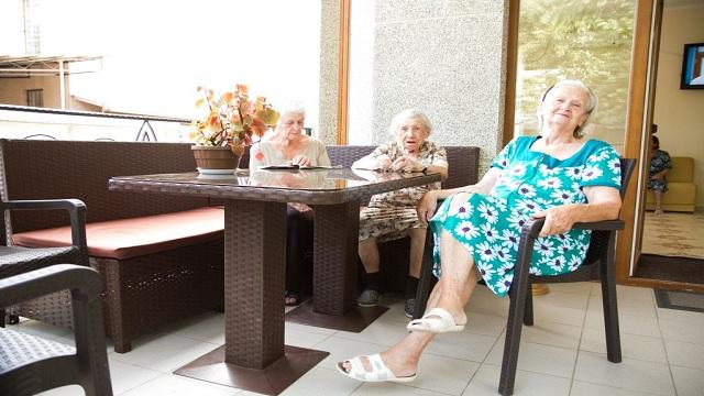 фото новых домов-интернатов для престарелых людей на 2009 год